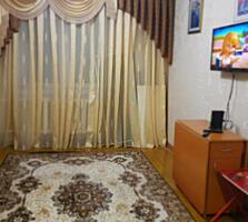Малосемейка со всеми удобствами, ремонт, мебель, техника