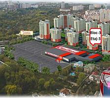 CENTRU-Viaduc, finisat, 36m., etaj 3/ ЦЕНТР-Виадук, сдан, 36м. 3 этаж.