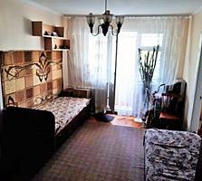 Apartament cu 2 camere, etajul 4 din 5,sectorul Botanica, str. Zelinski