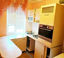Трехкомнатная квартира на Красных казармах с автономным отоплением