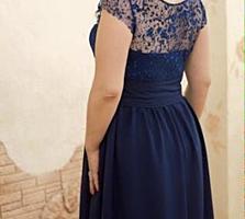Продам вечернее платье 50 размер