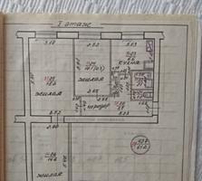 3-комнатная квартира 61 кв. м