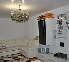 Яловены(Молдова) 2-комн. цоколь, евроремонт, мебель