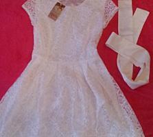 Платья новые