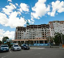 Spre vinzare apartament in bloc nou, 1 odaie + living.