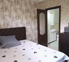 Продам квартиру в 1эт. доме 83м², с Евроремонтом, мебелью, +гараж 36м²
