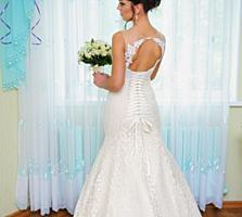 Шикарное Свадебное Платье! СРОЧНО!