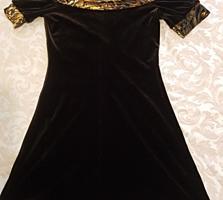 Вечернее платье б/у