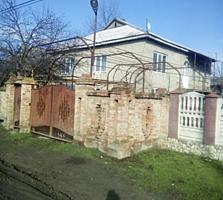 Продается 2-этажный дом В Каушанский р-оне, обмен на 1-комн. кв.