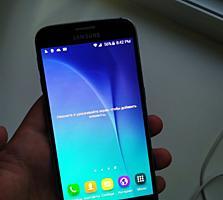 Продам Galaxy s6, с чехолом и стеклом