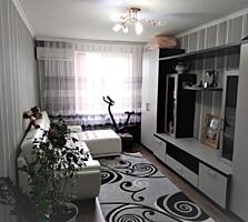 Продается 2 комнатная квартира с евроремонтом, кондиционером 48 кв. м.