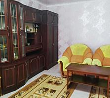 Двухкомнатная 1-5, ремонт, мебель, бытовая техника, Бельцы -25500