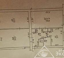 Продается 3-х комнатная квартира с ремонтом на БАЛКЕ!!!