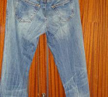 Джинсы женские голубого цвета S-размер 42-44 размер