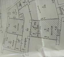 Комната 17 кв. м. р-он Вокзала удобства общие на 4 квартиры 2700$