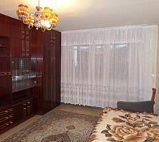 Botanica, str. Independentei, apartament cu 2 camere, mobilat.