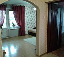 3-комнатная квартира на Телецентре.