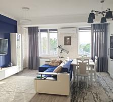 Apartament cu 3 camere, 90m2, bloc nou, euroreparatie. Sec. Riscani!!!