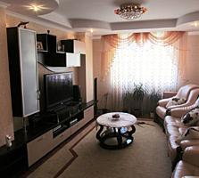 Apartament de lux cu 3 odai in casa noua, Dragalina