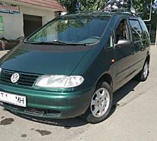 Продается Volkswagen Sharan 1999г. 1.8 бензин. В хорошем состоянии.