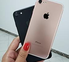 iPhone 7 128GB! Состояние отличное! CDMA/GSM! Rose Gold & Black!