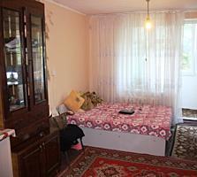 Camera cu comoditati si balcon la Ciocana