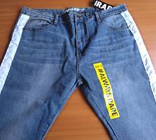 Джинсы стрейч новые размер 36L32 Jeans noua dimensiune 36L32 unisex