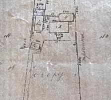 Продам газифицированный дом в центре села Гараба