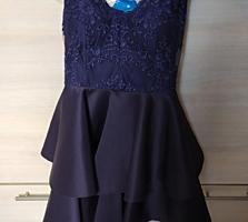 Коктейльное вечерние платья!! XS!!