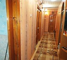 Трёхкомнатная квартира в каменном доме на Красных казармах