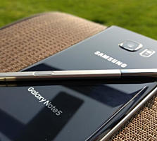 Samsung Galaxy Note 5 CDMA/GSM, тестирован+защитное стекло