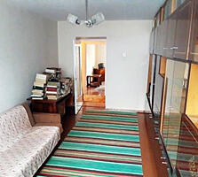 Apartament cu 2 camere separate, 48m2,Botanica