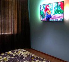 3-комнатная квартира на Ботанике (Дачия/Индепенденций)