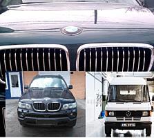 Запчасти для BMW и Мерседес 207-210D (Т1)