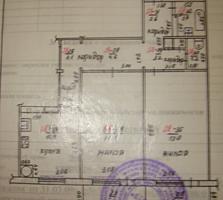 Продам 3-комн. на Ленинском в высотном доме с большой кухней