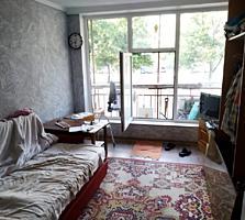 Garsonieră cu condiții proprii, 26 m2, reparație, zona de parc