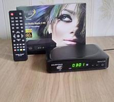 Мультимедийную приставку DVB-T2