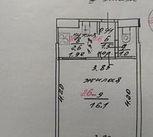 3/4, комната 4000$ санузел, газ-плита. Бендеры