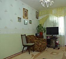 Большая, тёплая 2-х комнатная квартира