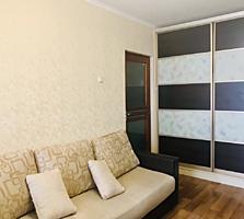 Двухкомнатная квартира с капитальным ремонтом возле Т. Ц. Фортуна