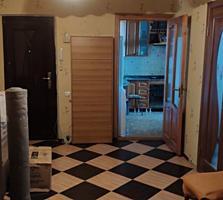 Apartament cu 3 odai, seria 143, Ciocana