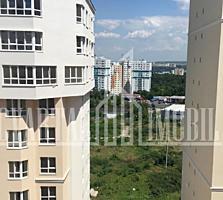 Centru! Nicolae Testemiţanu! Apartament cu 1 camera, bloc nou.