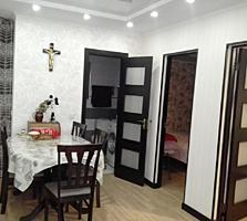 Se oferă spre vânzare un apartament spațios cu 2 odai