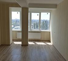 Ciocana! Apartament cu 2 camere + living in bloc nou, euroreparatie.