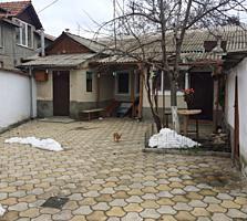 Центр, Стамати, квартира на земле. 70м, отдельный двор, 1 сотка