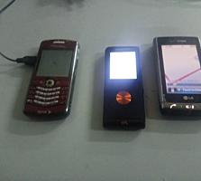 Продам три телефона