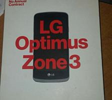 Продается телефон LG Optimus Zone 3