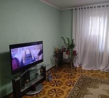 Продаётся 4комнатная квартира в Центре города