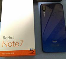 Продам Сиаоми Redmi Note 7 4/128 Синий новый 4200р.
