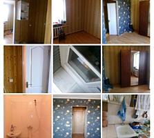 Продам комнату, свой душ и туалет. Кухня общая. Цена 4200.